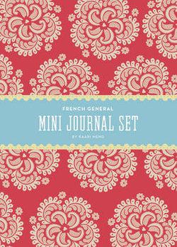 French General Mini Journal Set