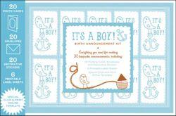 Birth Announcement Kit