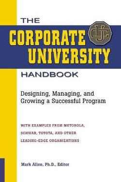 The Corporate University Handbook