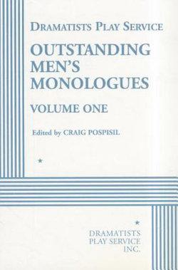 Outstanding Men's Monologues 2001-2002