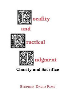 Locality and Practical Judgment