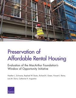 Preservation of Affordable Rental Housing