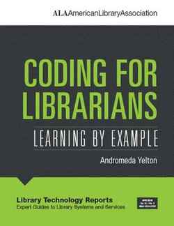 Coding for Librarians