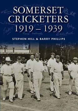 Somerset Cricketers 1939-1939