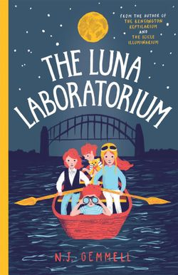 The Luna Laboratorium cover image