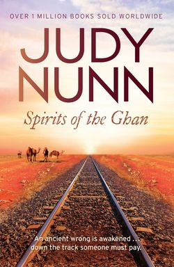 Spirits of the Ghan cover image