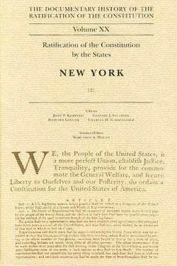 Ratification by the States: New York v. 2