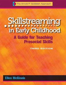 Skillstreaming in Early Childhood, Program Book