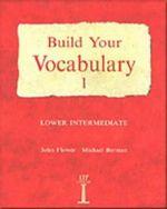Build Your Vocabulary 1: No. 1