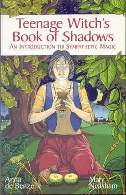 Teenage Witch's Book of Shadows