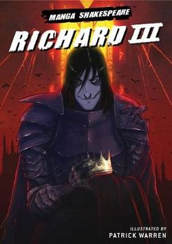 Richard III: Manga Shakespeare cover image