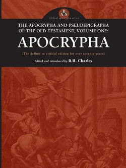 Apocrypha and Pseudepigrapha of the Old Testament, Volume Two