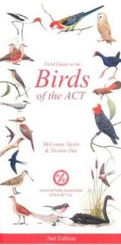 Field Guide to the Birds of the ACT