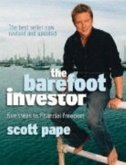 The barefoot investor by scott pape angus robertson books the barefoot investor malvernweather Images