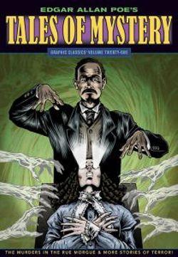 Graphic Classics Volume 21: Edgar Allan Poe's Tales of Mystery