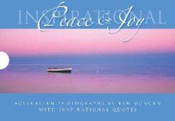 Inspirational Peace & Joy Slip Case H/C