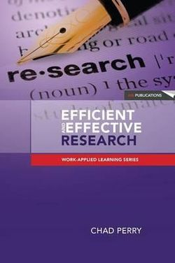 Efficient and Effective Research