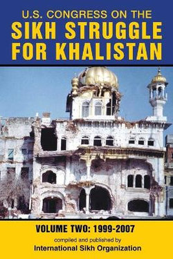 U.S. Congress on the Sikh Struggle for Khalistan