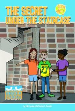 The Secret Under the Staircase
