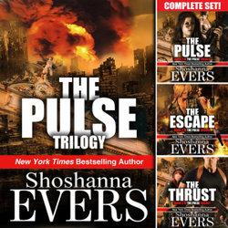The Pulse Trilogy Complete Set