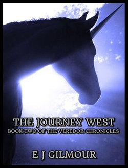 The Journey West: Book Two of the Veredor Chronicles