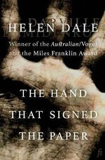 The Hand That Signed the Paper