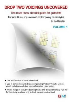 Drop Two Voicings Uncovered: Volume 1