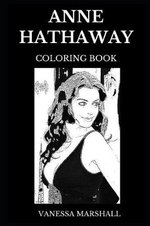 Anne Hathaway Coloring Book