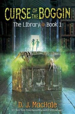 The Library: Mysterious Messenger (Book 1)
