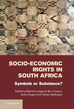 Socio-Economic Rights in South Africa
