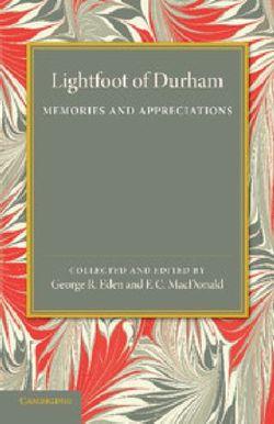 Lightfoot of Durham