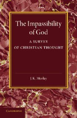 The Impassibility of God