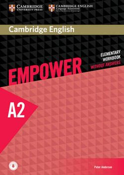 Cambridge English Empower Elementary Workbook without Answers with Downloadable Audio