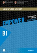 Cambridge English Empower Pre-intermediate Workbook without Answers with Downloadable Audio
