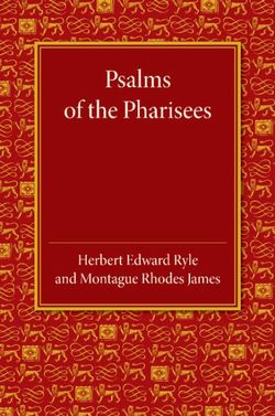 Psalms of the Pharisees