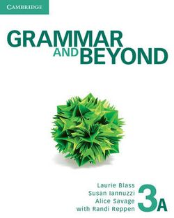 Grammar and Beyond Level 3 Student's Book A and Writing Skills Interactive for Blackboard Pack