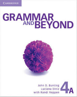 Grammar and Beyond Level 4 Student's Book A and Writing Skills Interactive for Blackboard Pack