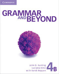 Grammar and Beyond Level 4 Student's Book B and Writing Skills Interactive for Blackboard Pack