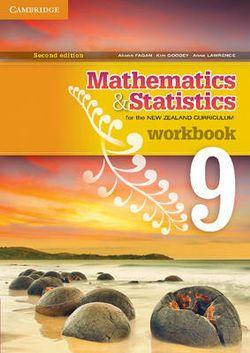Mathematics and Statistics for the New Zealand Curriculum Year 9 Workbook