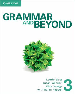 Grammar and Beyond Level 3 Student's Book and Online Workbook Pack