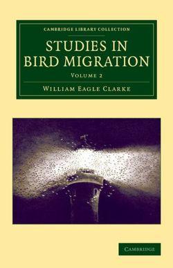 Studies in Bird Migration: Volume 2
