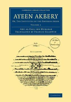 Ayeen Akbery: Volume 1