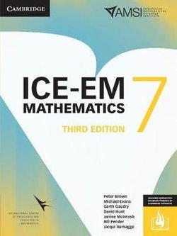 ICE-EM Mathematics 3ed Year 7 Print Bundle
