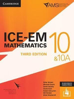 ICE-EM Mathematics 3ed Year 10 Print Bundle (Textbook and Interactive Textbook)