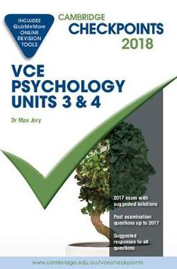 Nelson Physical Education VCE Units 3&4 (Student Book and 4 Access