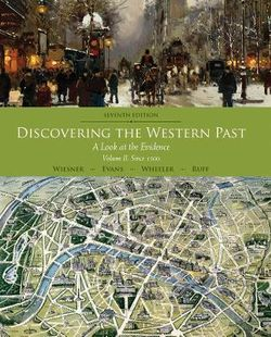 Discovering the Western Past