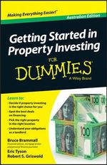 Getting Started in Property Investing For Dummies