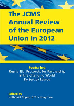 The JCMS Annual Review of the European Union in 2012