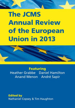 The JCMS Annual Review of the European Union in 2013