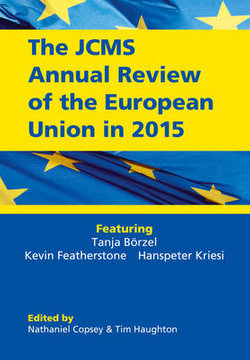 The Jcms Annual Review of the European Union in 2015